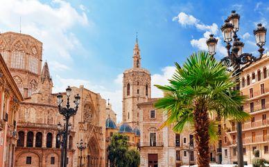 Hôtel Ilunion Valencia 4*
