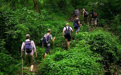 Randonnée pédestre à la Réunion