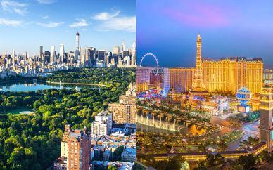 Combiné Hôtels Ameritania et Tropicana Las Vegas 4*