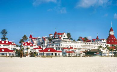 Hotel del Coronado et extension possible à New York