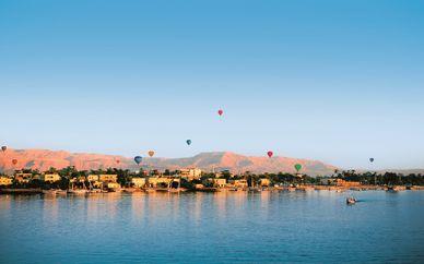 Croisière sur le Nil et Hôtel Desert Rose 5*