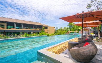 Hôtel Kappa Club Sunsuri Phuket 5*