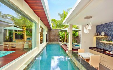 Hôtel Leaf Jimbaran Bali Luxurious Villa Retreat 5*