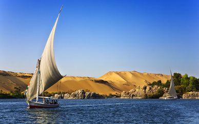Croisière sur le Nil et extension Marsa Alam ou Hurghada