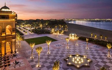 Hôtel Emirates Palace Abu Dhabi 5*