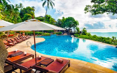 Samui Buri Beach Resort 4* + Panviman Resort 5*