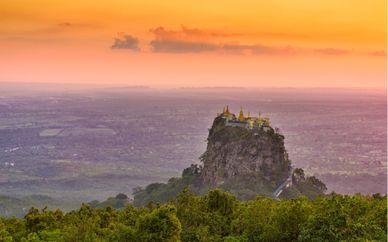 Tour Privato del Myanmar con possibilità di soggiorno a Bangkok