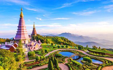 Siripanna Villa Resort & spa 4* + Century Park Bangkok 4* + Metadee Resort & Villas Phuket 5*