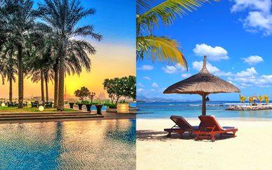 Crowne Plaza Dubai Festival 5* & InterContinental Mauritius Resort Balaclava Fort 5*