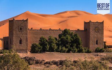 Circuito privato in 4x4 Monte Atlas, gole e deserto del Sahara di 5 o 7 notti