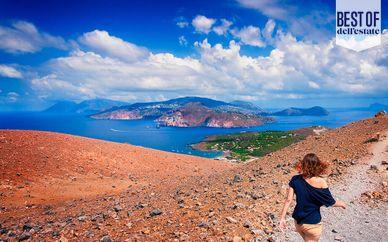 Tour Isole Eolie con partenza venerdì, sabato o domenica