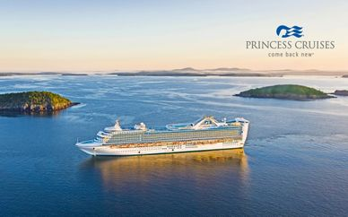 Crociera a bordo di Caribbean Princess alla scoperta dei Caraibi Orientali e Occidentali