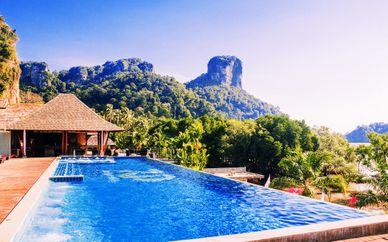Nuovo City Hotel 4* Bangkok + Railay Princess & Spa Krabi