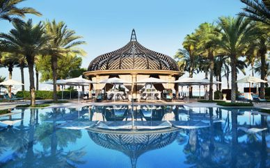 One & Only Royal Mirage The Palace 5* e volo Emirates