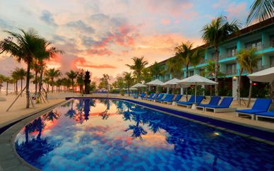 The Mansion Baliwood Resort Hotel and Spa 5* + Prama Sanur Beach Bali Hotel 5*