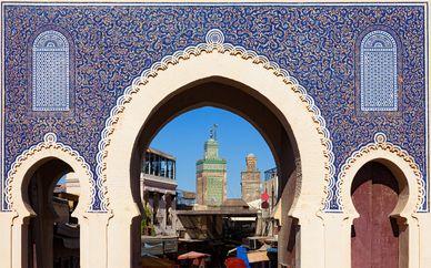 Marocco e le città imperiali