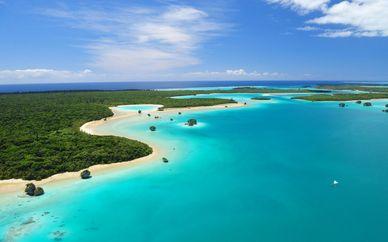 Tour della Nuova Caledonia con noleggio auto incluso