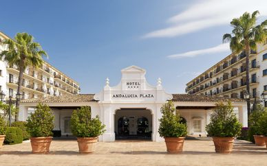 H10 Andalucía Plaza 4* - Adults Only