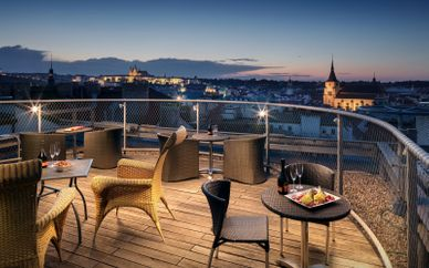 Design Metropol Hotel Prague 4*