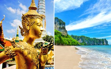 Vince Hotel Pratunam Bangkok 4* & Sai Kaew Beach Resort 4*