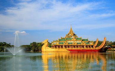 Tour Privato Myanmar + soggiorno mare a Ngapali
