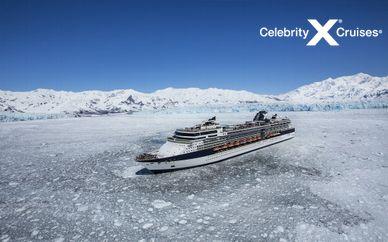 L'Alaska e il ghiacciaio Hubbard in crociera con Royal Caribbean a bordo della Celebrity Infinity
