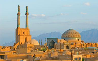 Tour Essenza dell'Iran in hotel 5*