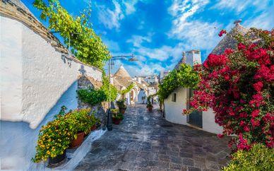 Autotour Puglia e Basilicata