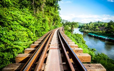 Thailandia insolita con pernottamento nella giungla
