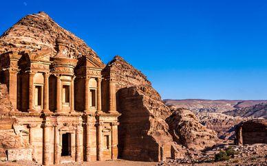 6 Nights in Majestic Jordan