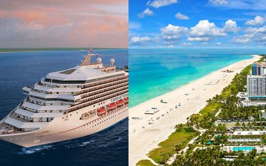 Plymouth Hotel Miami 4* & Optional Bahamas Cruise