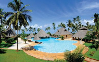 Kifaru Safari & Neptune Pwani Beach Resort 4/5*