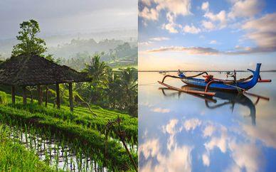 Ubud Wana Resort 4* & Lv8 Resort Hotel Canggu 5*