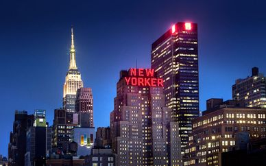 The New Yorker by Wyndham 3* & Sugar Cane Club Hotel & Spa 4*