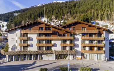 Hotel Piz Buin Klosters 4*