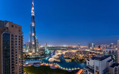 Ramada Downtown 4* & Dubai City, Cruise & Desert Excursions