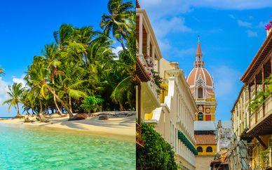 Discover Panama City & Cartagena