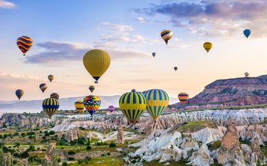 Istanbul and Cappadocia Tour With 5* Hotels & Full Board Basis