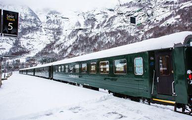 Spectacular Fjords & Bergen Railway