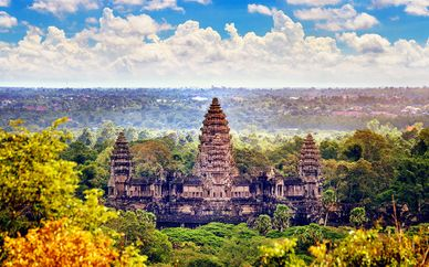 Cambodia and Vietnam with Optional Sapa Extension