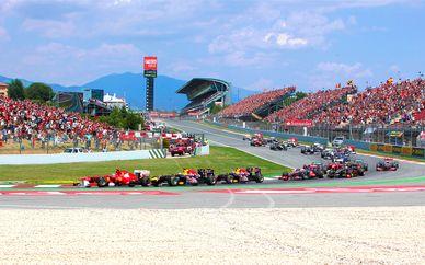 Formula One Catalunya & Gran Hotel Monterrey 5*