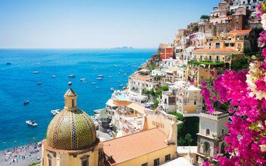Wellbeing Tour Along Amalfi Coast