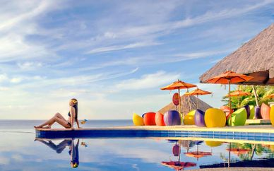 South Palms Resort Panglao 4* with Optional Dubai Stopover