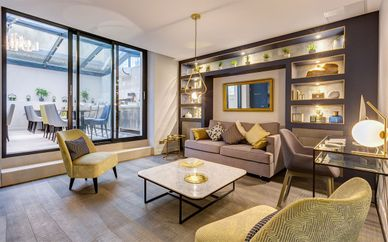 Hotel Jardin de Villiers 3*
