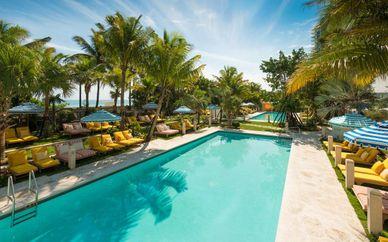 The Confidante Miami Beach 4* & Optional Mexico Cruise