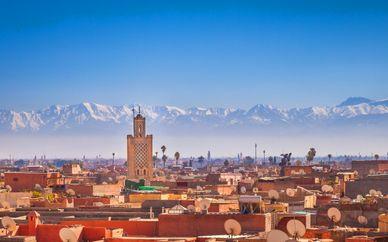 Marrakech and Atlas Mountains Adventure