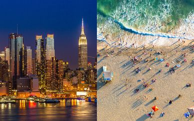 AC Hotel by Marriott Times Square & The Westin Bonaventure Hotel & Suites 4*