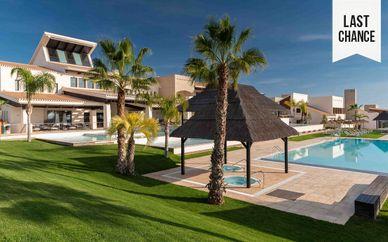 Sheraton Hacienda del Alamo Golf & Spa Resort 4*