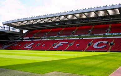 Liverpool Vs West Bromwich Albion FA Cup with 3* or 4* Hotel Stay