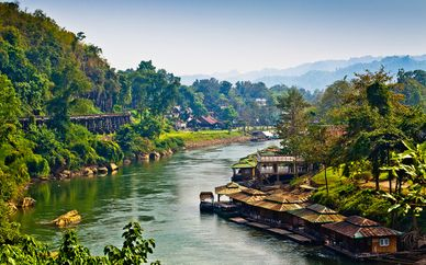 Tour Down the River Kwai & Optional Beach Stay